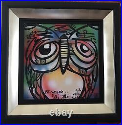 2018 LEBO Caldograph See You on the Other Side Hand Signed COA