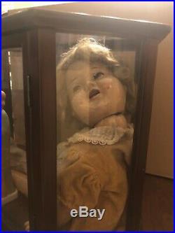 Annabelle Horror Haunted Ooak Assemblage Sculpt Folk Art Halloween Scary Doll