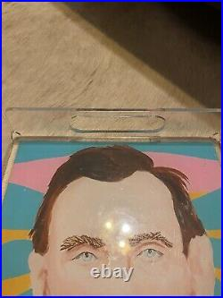 Ashley Longshore Tray Box, Abraham Lincoln Rare