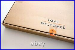 BANKSY Welcome Mat Love Welcomes GrossDomesticProduct