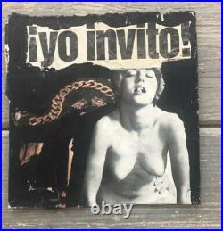 Bast Yo Invito! Original Collage