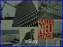 Bauhaus-Umkreis Richard Paulick Großprojekt Halle Neustadt Bauakademie Berlin