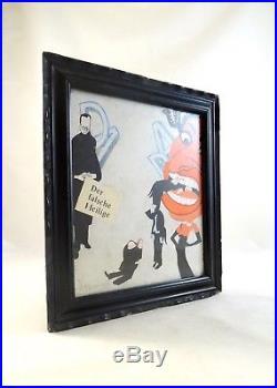 Beeindruckende Dada Collage Dadaismus Der Falsche Heilige Signiert 1931