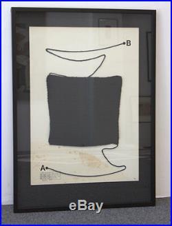 Buky Schwartz, Skulptur, Teilnehmer Documenta 8, Kassel Top Künstler Aus Israel