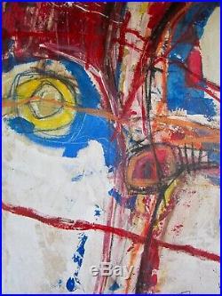CUBAN ART, Original, medio Format, mixed media, excellent conditions