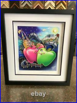 Charles Fazzino 3D Artwork Gay Times in NYC Signed & Numbered Deluxe Ed