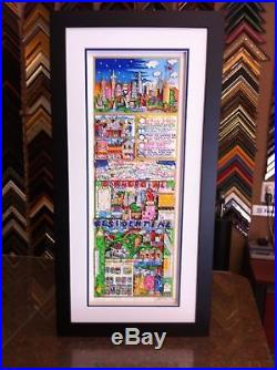 Charles Fazzino 3D Artwork Rich On Real Estate Deluxe Ed. Signed & Numbered