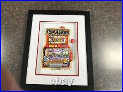 Charles Fazzino 3D Artwork Slots of Fun Deluxe Signed and Numbered Edition