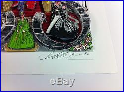 Charles Fazzino Gone With The Wind 3-D Art Signed & Number Framed
