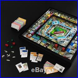 Charles Fazzino Monopoly World Edition Signed & Numbered Limited Edition