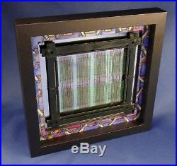 ChipScapes IBM System/360 Magnetic Core Memory Plane Mainframe, SYS/360, Board