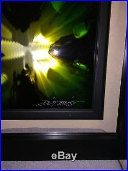 Chris Derubeis Mini Burst Green