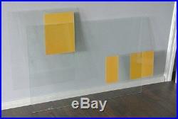 Christoph Dahlhausen großes Unikat Glasobjekt handsigniert aus 2002