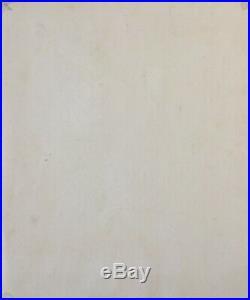 Cuban Art. Painting by Raimundo Garcia Parra. Untitled, 1975. Mixed media. Signed