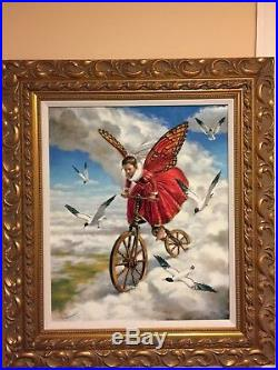 Down To Earth By Michael Cheval