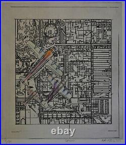 Eduardo Paolozzi (19242005) 7/40 Utopia 1983 kleine Auflage Collage selten