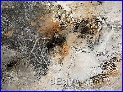 FeNatArt ACRYLBILDER Gemälde KUNST 200x110cm Leinwand XXL Malerei Struktur ART