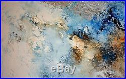 FeNatArt ACRYLBILD Gemälde KUNST 300x150cm GROSSE Leinwand XXL Malerei ABSTRAKT