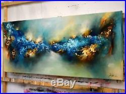 FeNatArt BILDER zeitgenössische KUNST Gemälde MALEREI Abstrakt Struktur ACRYL