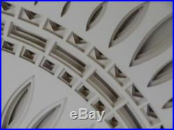 GREG COPELAND Signed Wall Art Sculptures MCM Vintage Framed 3D Three Dimensional