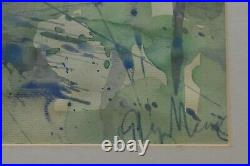 Glyn Macey Original Painting Road To Chysauster Cornwall Cornish Art