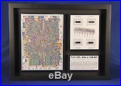 Intel 4004 Microprocessor 4001 ROM, 4002 RAM, 4003 I/O Chipset (P4004) 12x16