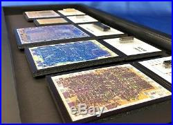 Intel's Firsts Chips that Changed the World (4004,8008,8080,3101,1702)