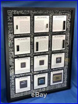 Intel the First Generation 4004 to Pentium Pro 4040, 8008, 286, 386