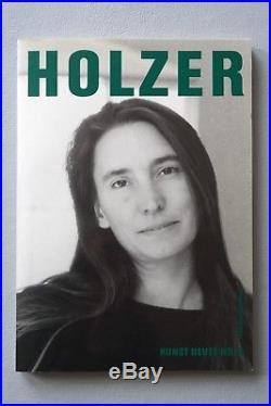 JENNY HOLZER, Kunst Heute Nr. 9, mit Multiple, signiert und nummeriert