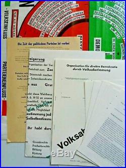 JOSEPH BEUYS 1971 Tragetasche Bag Parteiendiktatur Demokratie Multiples signiert