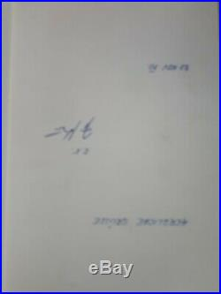 Jiri kolar Collage Original signiert