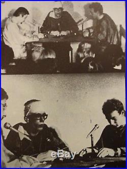Joseph Beuys Multiple Der Tisch Filmdose Schellmann 41 mit Doku signed signiert
