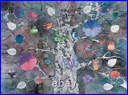 Kerry Darlington picture Original Nightfall Mixed media tree of life