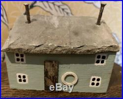 Kirsty Elson Driftwood Artist Duck Egg Blue Cottage