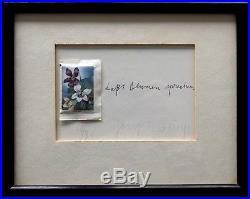 Laßt Blumen sprechen Joseph Beuys Moderne Kunst Fluxus (beu0110)