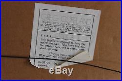 Large Vintage Original Greg Copeland Art MILLIONAIRES EYE CHART Signed Framed