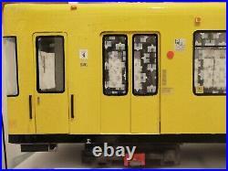 Last price! Berliner U-Bahn Modell Nachbau Baureihe F76 Einzelstück 1,2m Länge