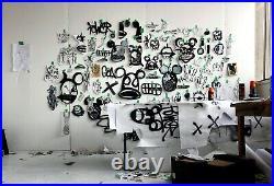 MISS ME Art Rare original work