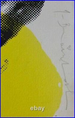 MR BRAINWASH Marilyn Unique Silkscreen& Mixed media Original HAND SIGNED 1/1