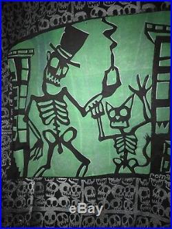 Michael Roman Original Silk Screen Art Chicano Artist