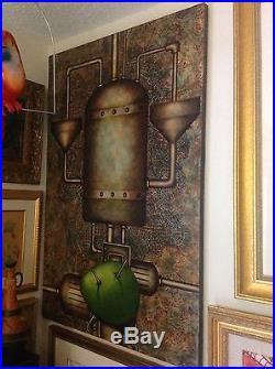 NELSON FRANCO Cuban Latin American Artist cuba Arte Pintura Cubana Art