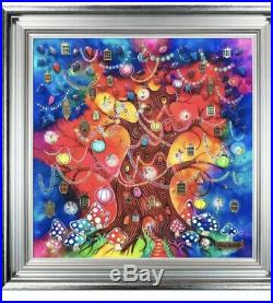 NEW Tree Of Light Unique Edition By Kerry Darlington FreeShipping Fairy Lights