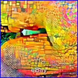 Nik Tod Original Painting Large Signed Art Stunning Erotic Sexy Woman Ecstasy Uk
