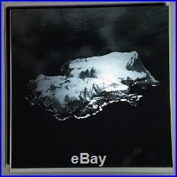 Olafur Eliasson Thermochromic Island En/Of Edition 2001 Heimir Björgúlfsson