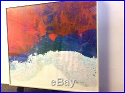 Original Painting by Maxine Masterfield Mixed Media