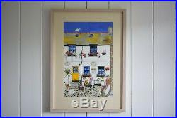 Original Ponckle Painting The Cobbles Bed & Breakfast St Ives, Cornwall