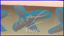 Peter Max Mona Lisa original Serigraph -Signed & Numbered