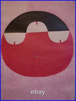 Pierre Szekely (1923-2001) Plenitude, mixed media, 1987