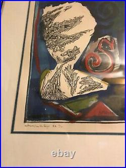 Pranas Gailius Abstract Art Metamophosis