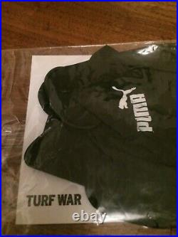 Puma Only Known Sponsors Of Banksy Turf War 2003 Card And Puma Glove Sealed